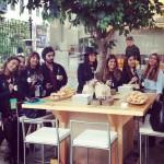 Brunch de Bloggers oficiales Valencia Shopening Night 2014